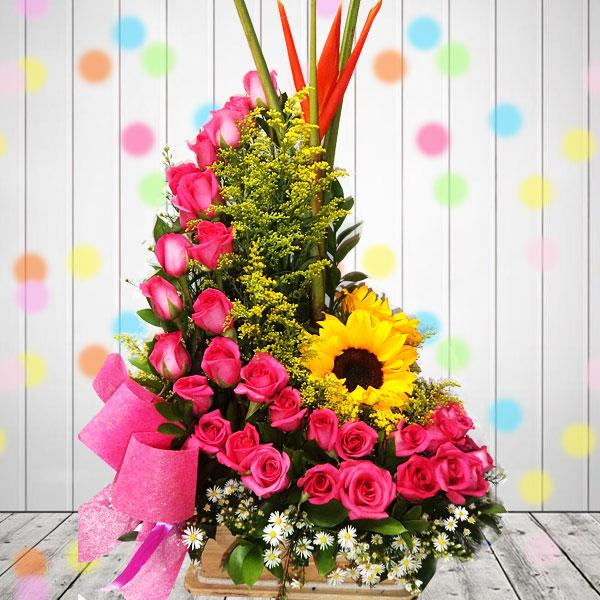 Flores Y Arreglos Florales En Medellin Floristeria