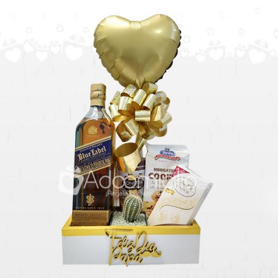 Ancheta De Lujo Blue Label Regalos A Domicilio En Cali